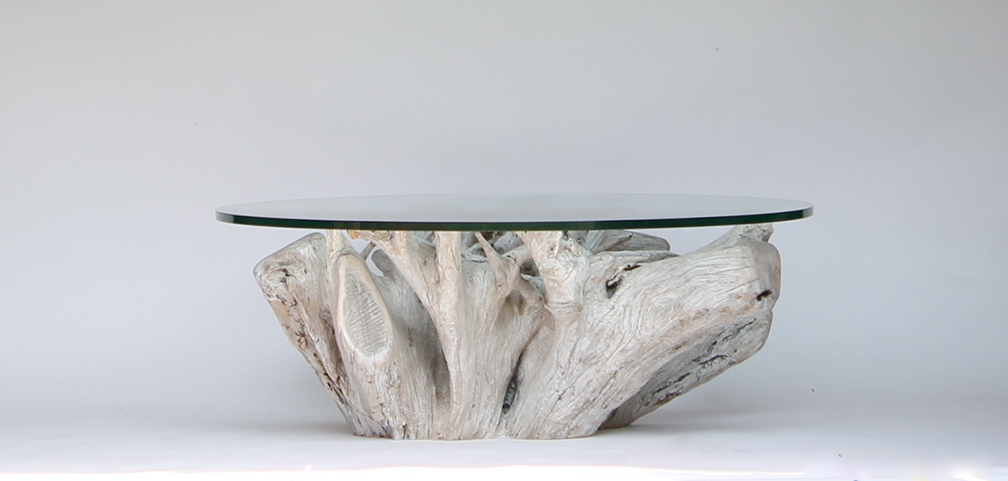 4u2032 Coffee Table. Maine Coast Found Driftwood ...